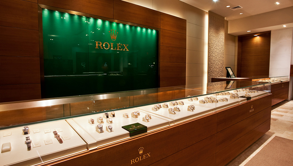 Rolex watches from Lee Michaels