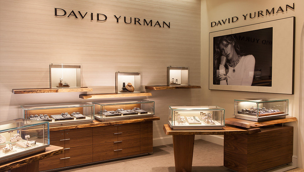 David Yurman at Lee Michaels