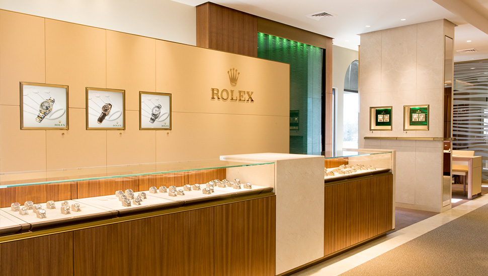 Rolex Watches at Lee Michaels